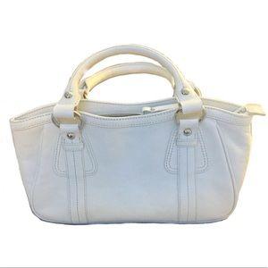 Nordstrom Small White Bag